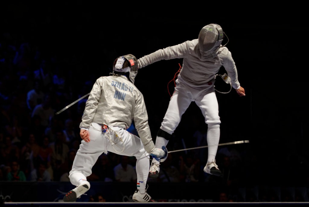 Manly Hobby: Fencing Alpha Rise Health