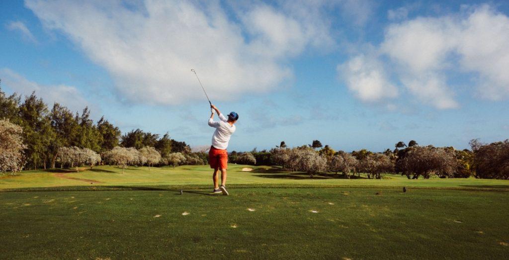 Manly Hobby: Golfing Alpha Rise Health