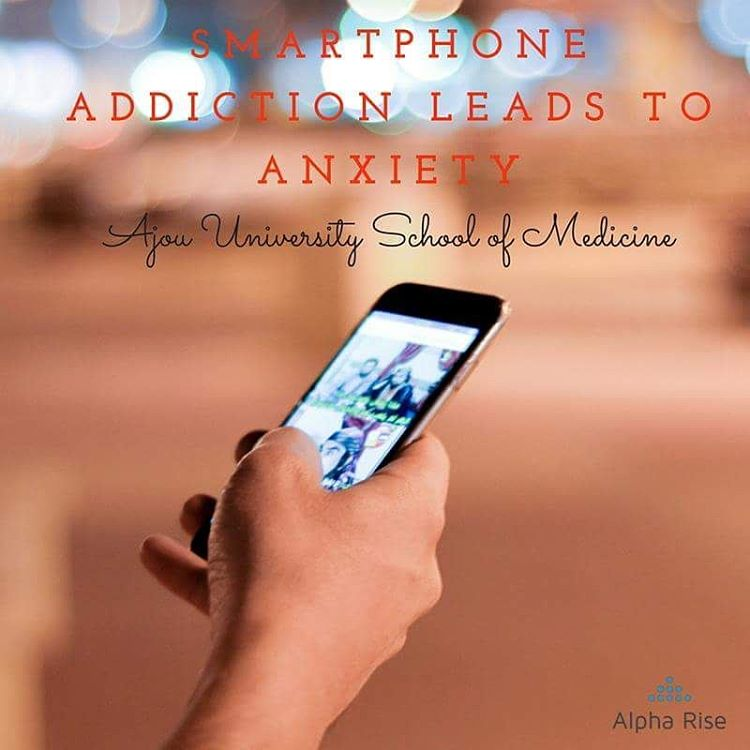 Excessive use of mobile phones and internet may lead to anxiety and depression Alpha Rise Health