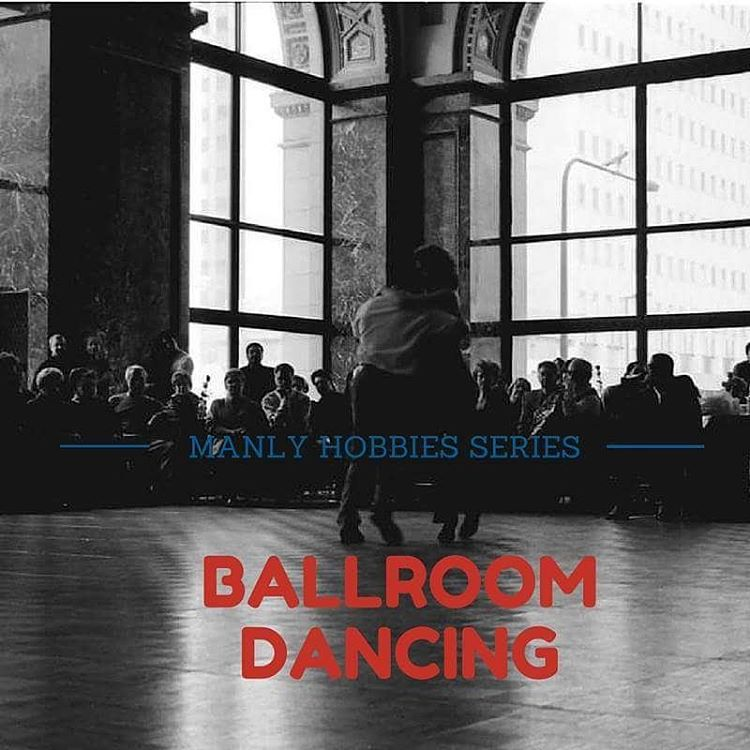 Manly hobby: Ballroom dancing Alpha Rise Health