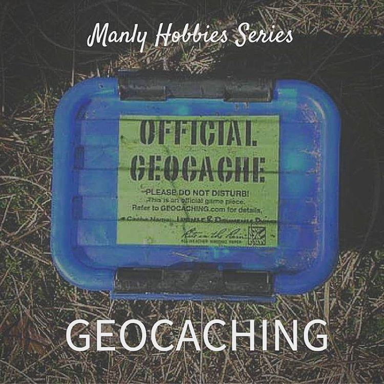 Manly Hobby: Geocaching Alpha Rise Health