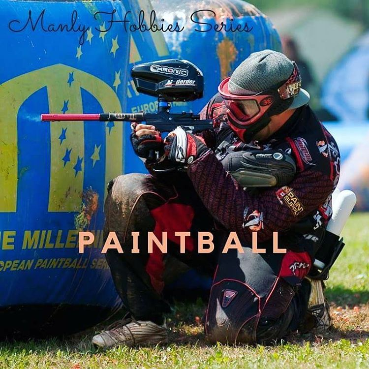 Manly Hobby - Paintball Alpha Rise Health