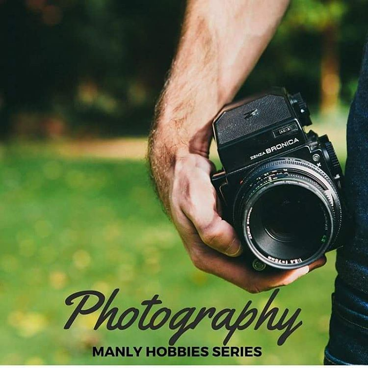 Manly Hobby: Photography Alpha Rise Health