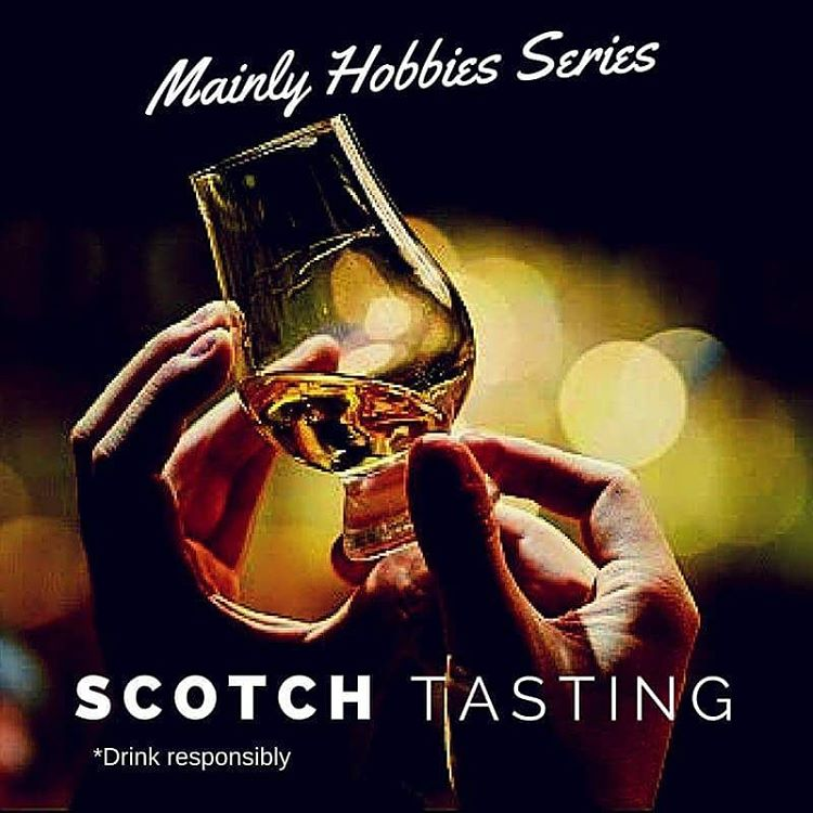 Manly Hobby: Scotch Tasting Alpha Rise Health