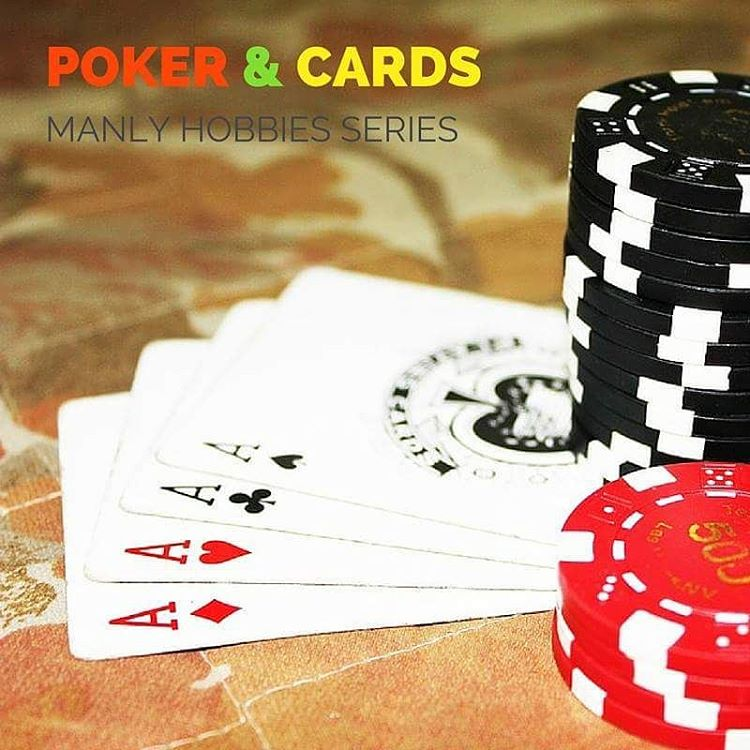 Manly Hobby: Poker Alpha Rise Health