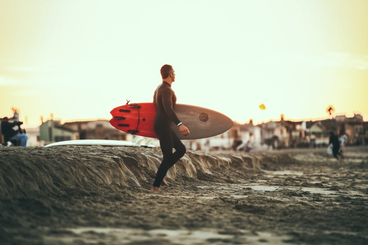 Manly Hobbies Series: Surfing Alpha Rise Health