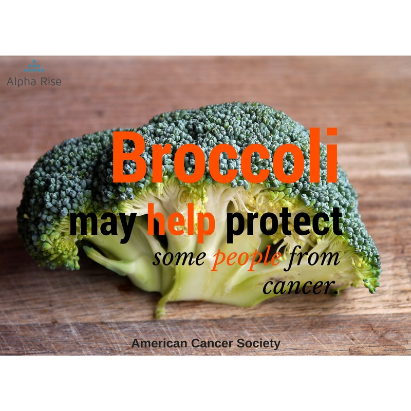 Life Tips: Broccoli and its benefits Alpha Rise Health